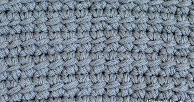 Tutorial | Linked Double Crochet