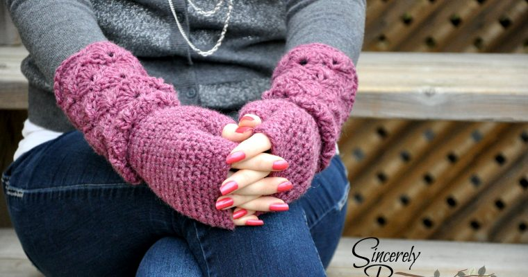 Shelby Mittens | Free Pattern