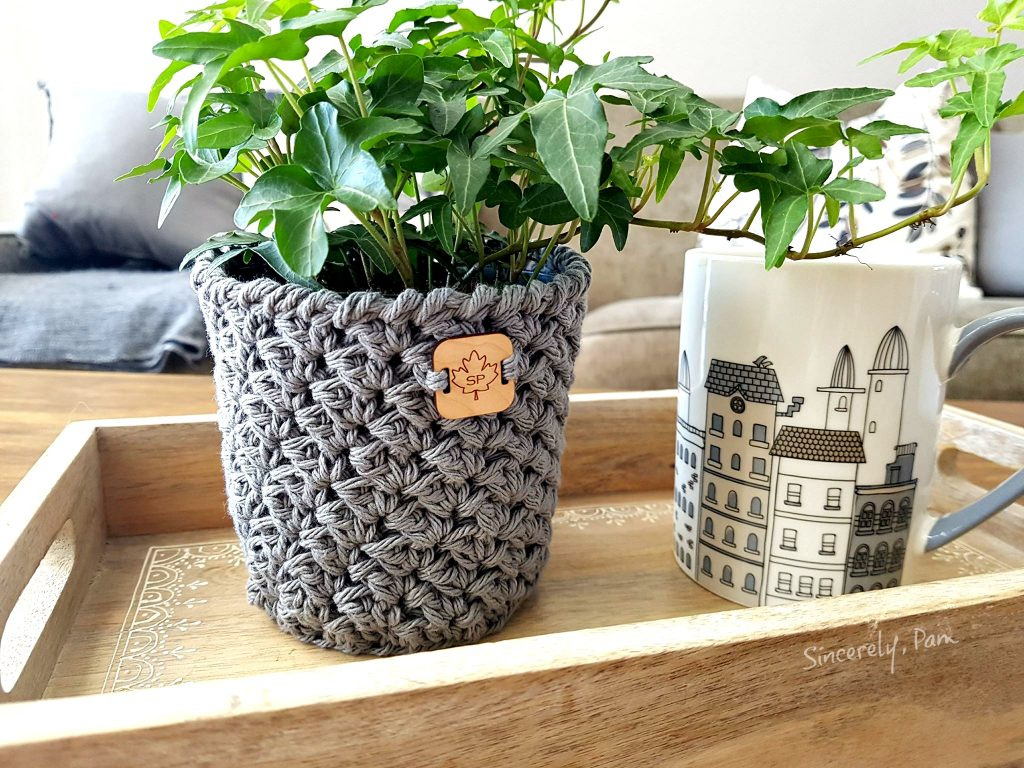 Julie Basket crochet pattern