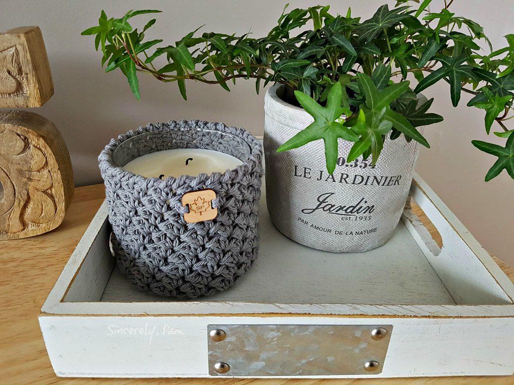 Julie Basket crochet pattern