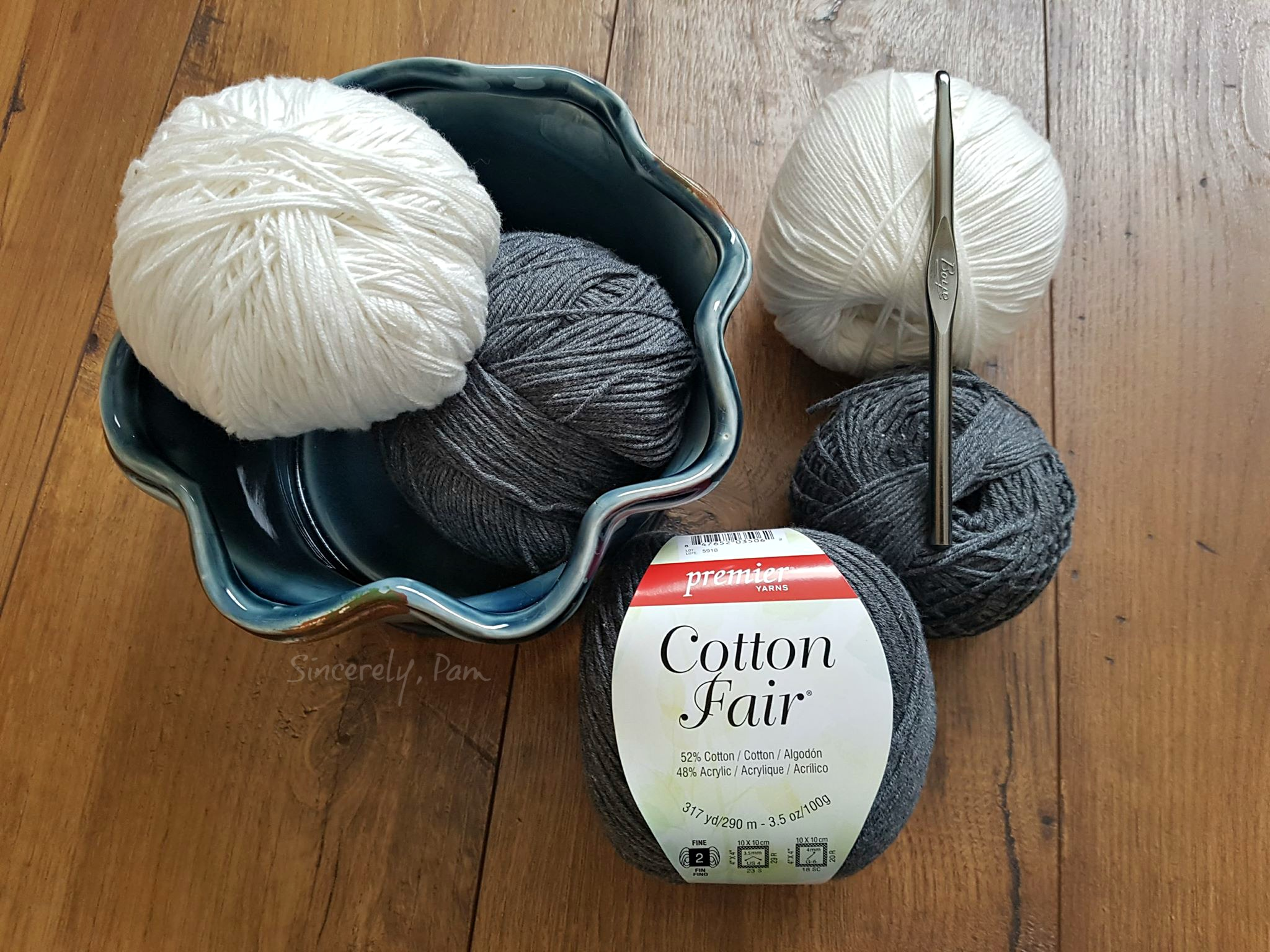 Premier Cotton Fair yarn
