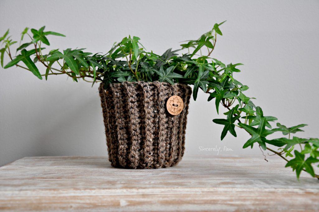 Ribbed Basket crochet pattern
