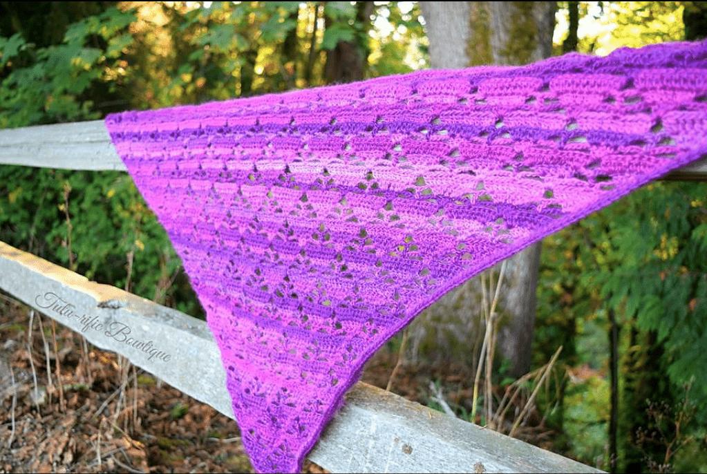 Rigby Scarf crochet pattern