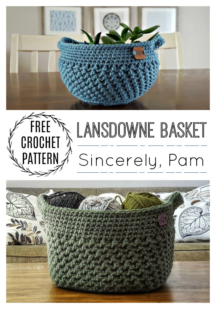 "Lansdowne Basket ""pinnable"" photo."