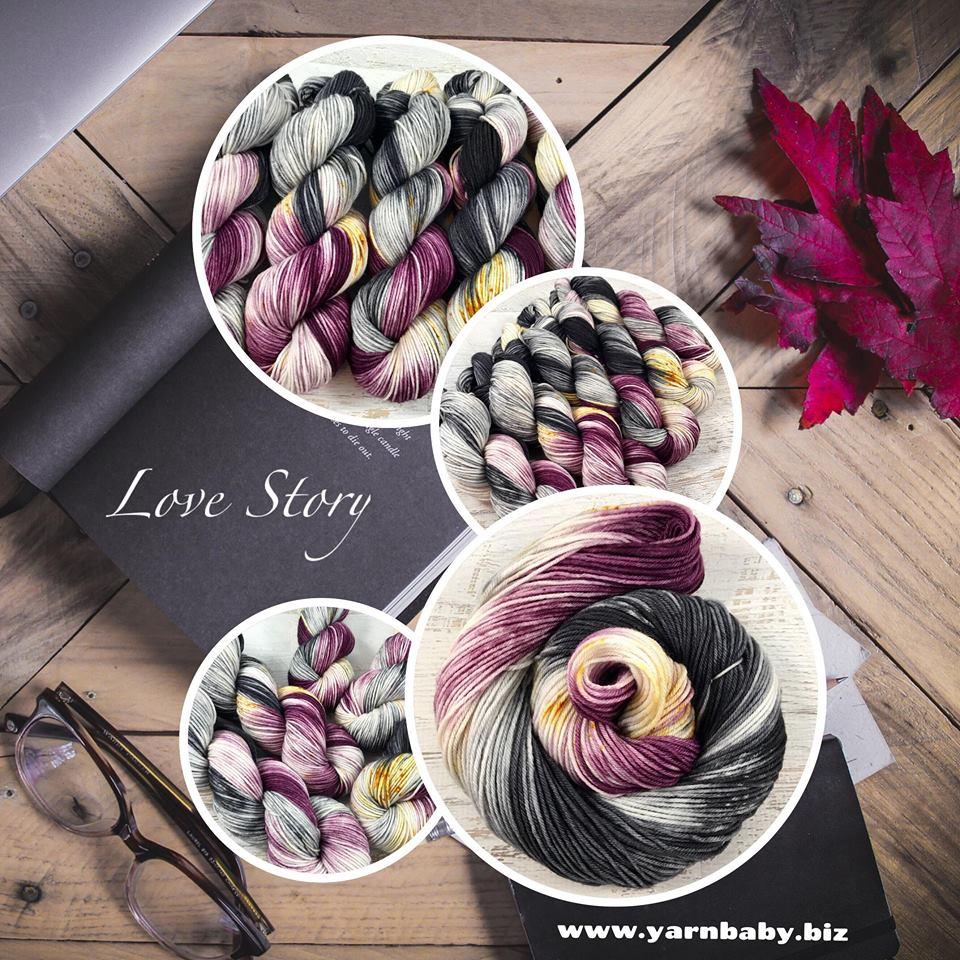 Love Story Yarn by Yarn Baby LLC