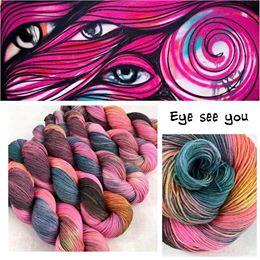 Eye See You Yarn by Yarn Baby.