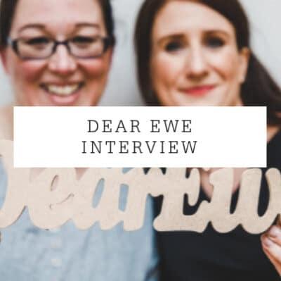 Maker Mavens | Dear Ewe