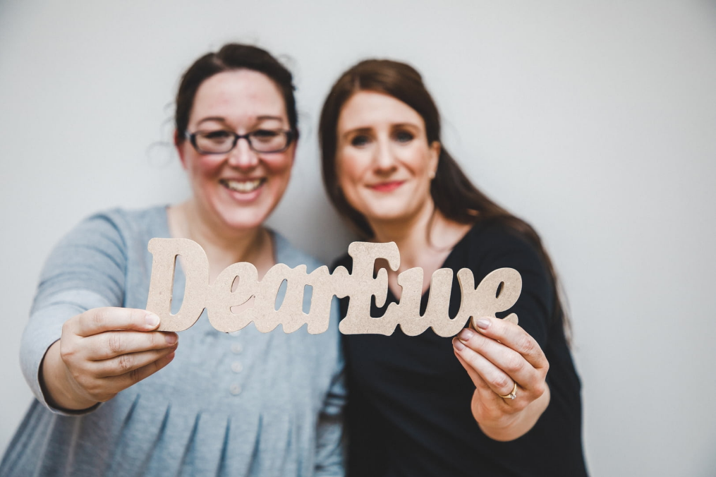 Dear Ewe founders, Heather and Rebecca.