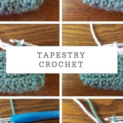 Tapestry Crochet Photo Tutorial