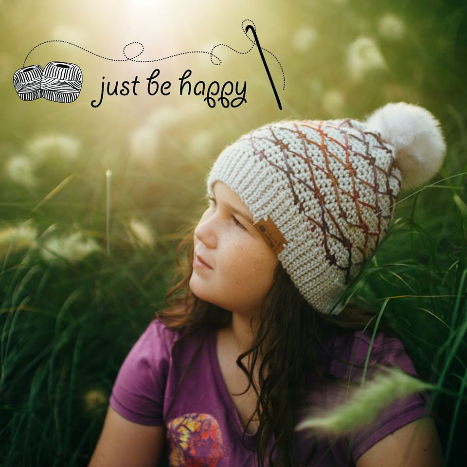 Just Be Happy Crochet