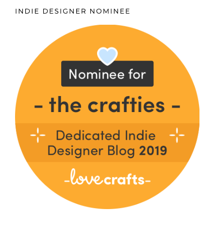 Nominee for The Crafties 2019