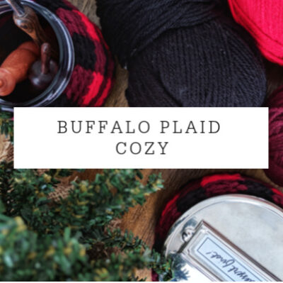 Buffalo Plaid Cozy | Free Pattern