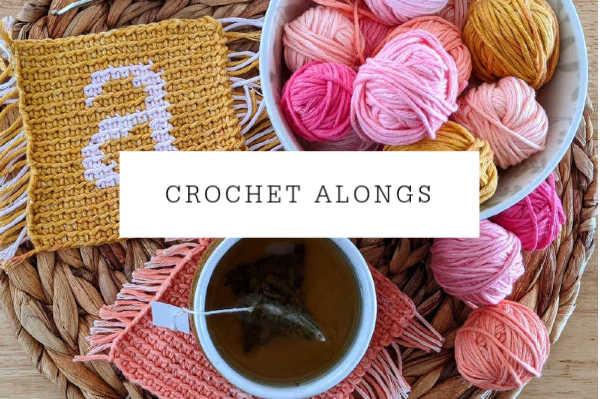 Sincerely Pam Crochet Alongs