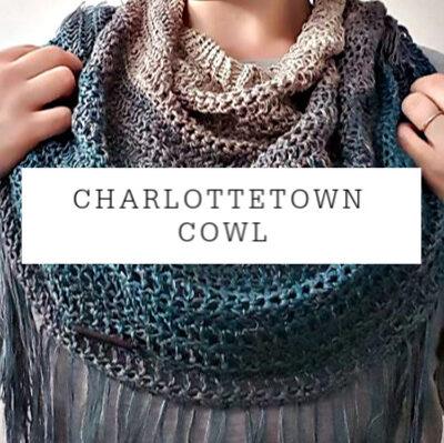 Charlottetown Cowl Crochet Pattern