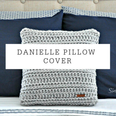 Danielle Pillow Crochet Pattern