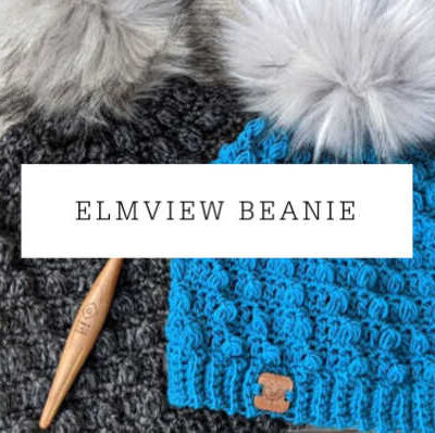 Elmview Beanie Crochet Pattern
