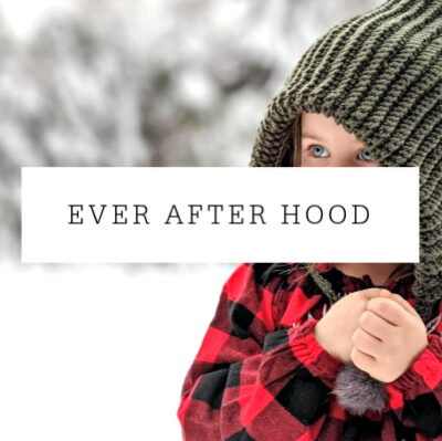 Ever After Hood | Free Crochet Pattern