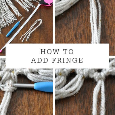 Adding Fringe To Your Projects