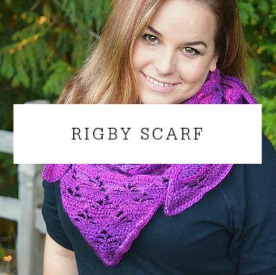 Rigby Scarf | Free Pattern