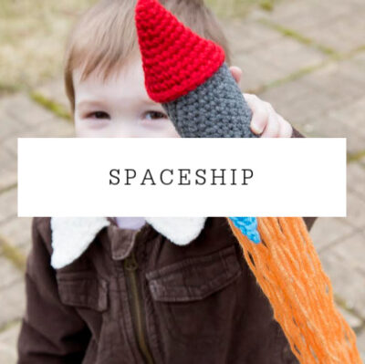 Free Spaceship Crochet Pattern
