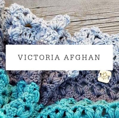 Victoria Afghan Crochet Pattern