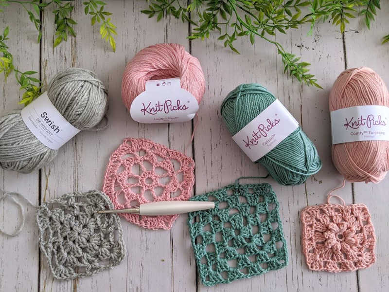 wecrochet knit picks yarn