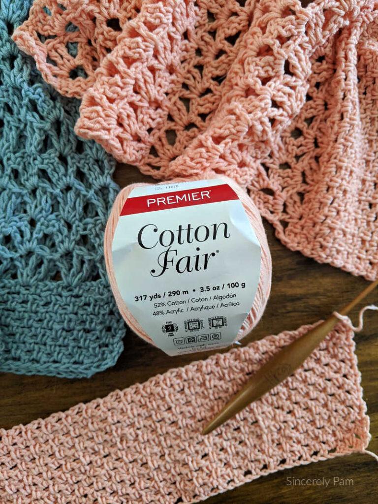 premier cotton fair yarn