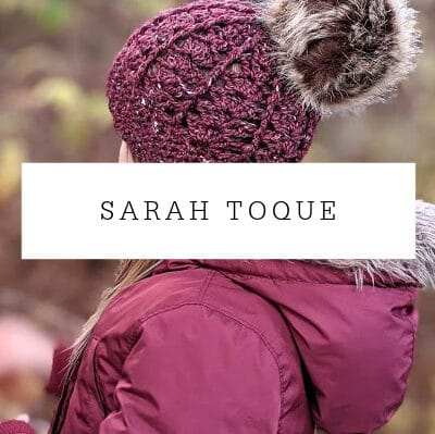 Sarah Toque Crochet Pattern
