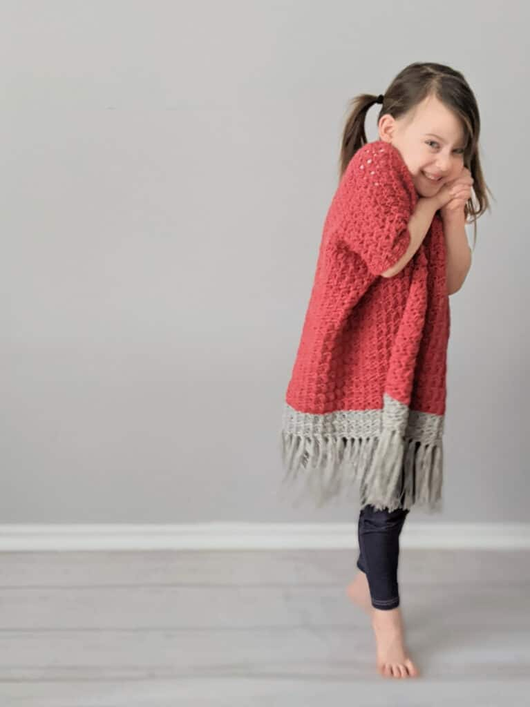 stevee cardigan crochet pattern