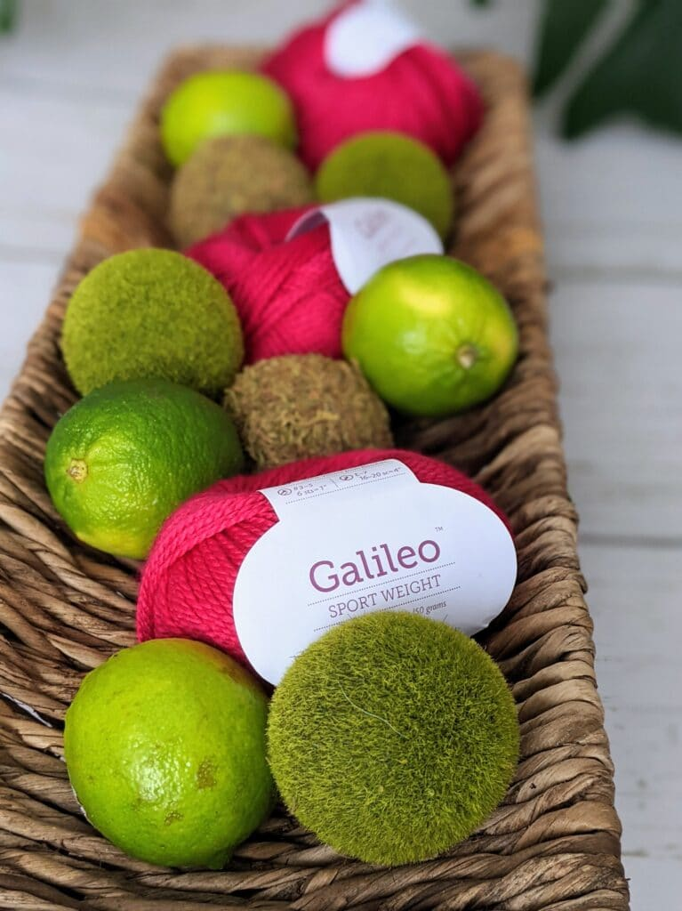 galileo yarn from wecrochet