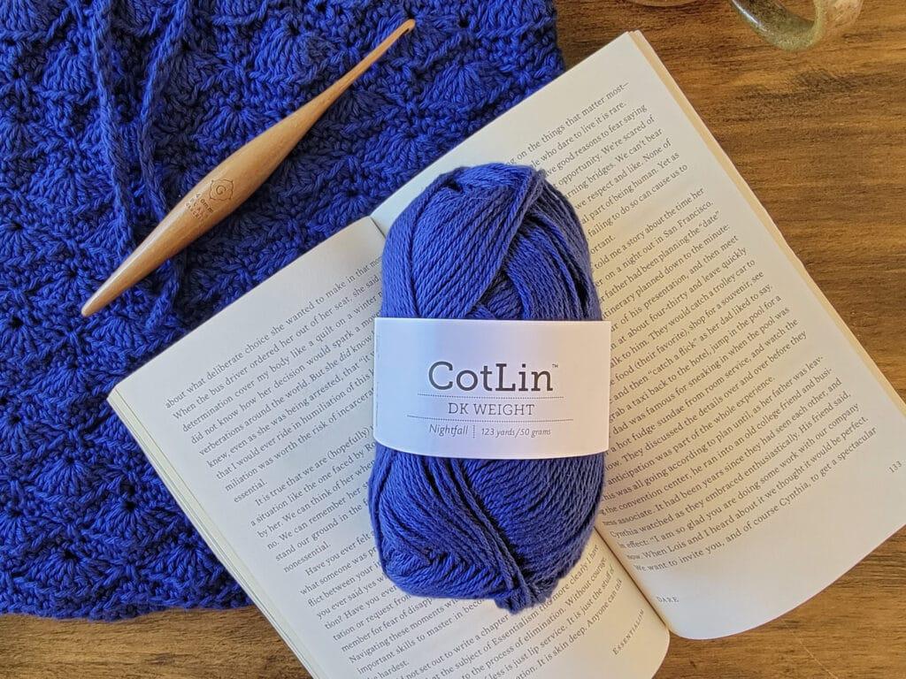 cotlin yarn wecrochet knit picks